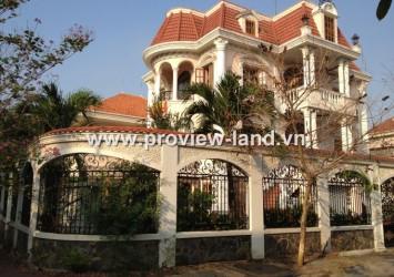 Villa Thao Dien for rent, Italia villas luxury