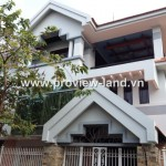 Villa with the rental $2500 on Nguyen Van Huong St 