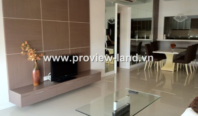 Very nice house for rent in Thao Dien area