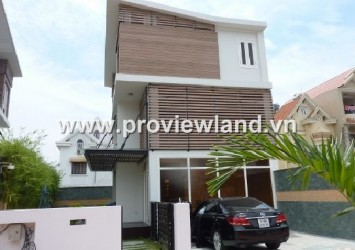 Villa Midpoint for rent in Compound Thao Dien D2