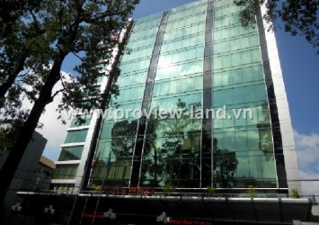 Office for lease on Mac Dinh Chi Street - District 1, PVFCCo Tower