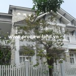 Villa Thao Dien for rent Nguyen Van Huong,District 2