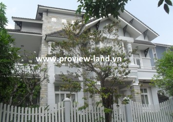 Villa Thao Dien for rent Nguyen Van Huong,District 2