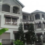 Nice Villa Nguyen Van Huong for rent with 4BRS - 5wcs