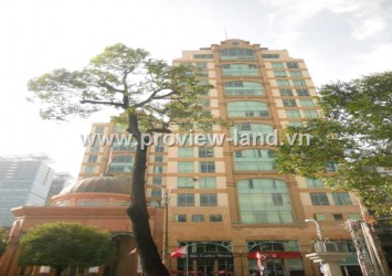 Office for lease in The Resident Place, Nguyen Du Street District 1