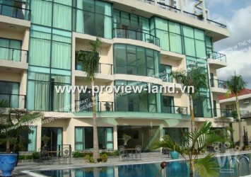A luxurury Living for rent in District 2 - Saigon River view