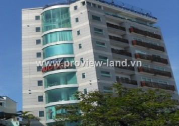 Office for lease, Thanh Dung Tower on Nguyen Cu Trinh Street - District 1