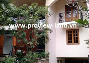 Villa Thao Dien in District 2 for rent