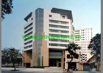 Office for lease in D1-Sai Gon Software Park