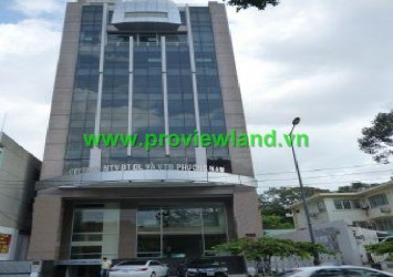 Office for rent in District 1, Minh Phu building