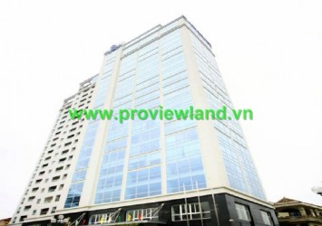 Minh Tinh Building, Office for rent on Vo Van Tan Street - District 3