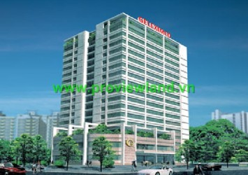 Office for rent, Belco Tower on Nguyen Thi Minh Khai Str. - District 1