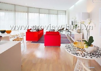 Apartment for rent City Garden with 2 bedrooms 10th floor