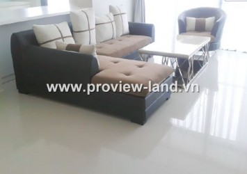 City Garden apartment for rent in Binh Thanh District 3 bedrooms