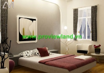 Hoang Phuc service apartment for lease in District 1