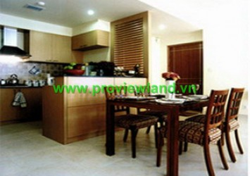 Service apartment for rent on Ly Tu Trong Court, District 1