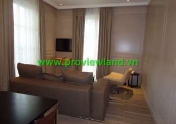 Serviced apartment for rent in Dist 1