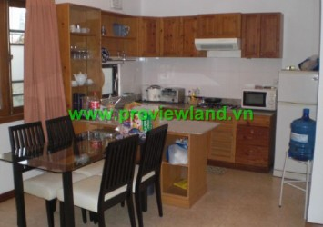 Service apartment for rent in center city, on Le Thanh Ton Street
