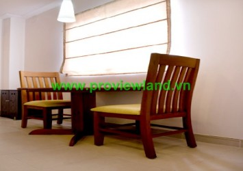 Modern service apartment for rent at Nguyen Phi Khanh, District 1
