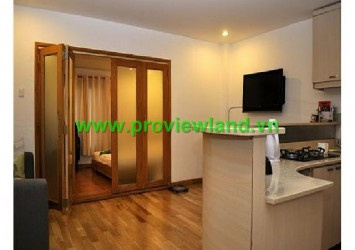 Seviced Studio Apartments for rent in Ho chi minh city