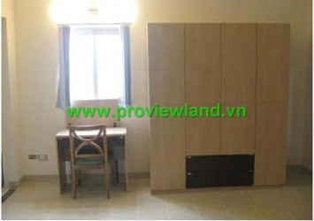 Service apartment for rent in District 3, 1 bedroom, 70sqm, 800$
