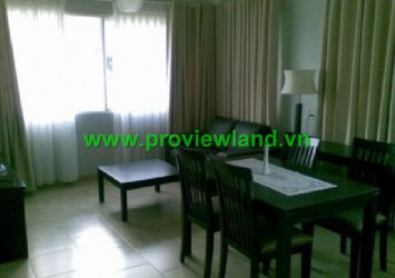 Nice serviced apartment in Tran Quoc Thao Street, District 3 for rent, good location