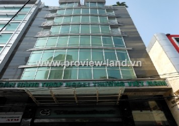 Tien Vinh Building Office for rent, Nguyen Thien Thuat Street - District 3