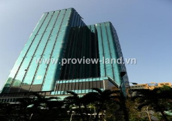 Saigon Times Square, office for rent in District 1