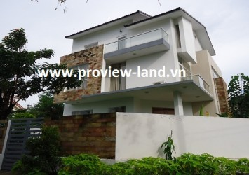 Villa Thao Dien for rent