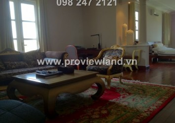 Villas for rent in Spring Villa, Thanh My Loi Ward, District 2