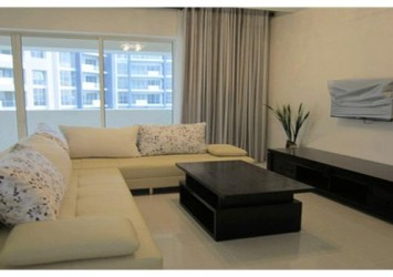 Apartment for rent in District 2-The Estella 3 beds