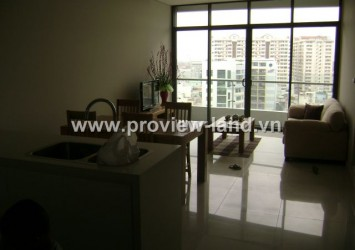 City Garden apartment for rent in Binh Thanh District, 1 bedroom, 59 Ngo Tat To