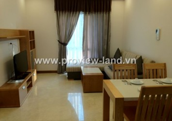Apartment for rent in Saigon Pavillon District 3