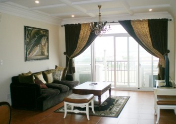 Apartment for rent in Canh Vien 2, District 7