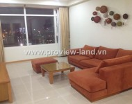 Saigon Pearl apartment for rent in Binh Thanh District, Ruby Building 3 bedrooms