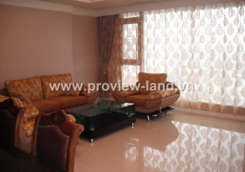 Apartment for rent in Cantavil Hoan Cau, Binh Thanh District, type 3 bedrooms