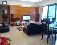 Apartment for rent in Cantavil An Phu District 2, luxurious interior
