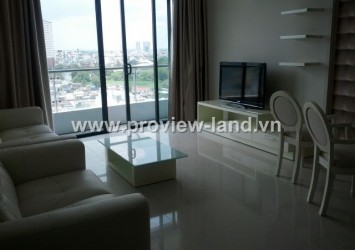 Apartment for rent in Binh Thanh District - Garden City, 1 bedroom