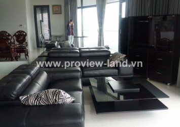 Apartment for rent 2 bedrooms in City Garden, Ngo Tat To street