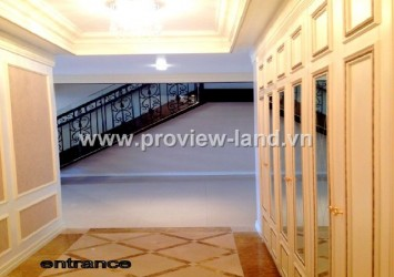 Penthouse for rent in Cantavil Hoan Cau, Binh Thanh District