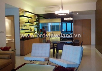 Apartment for rent 3 bedrooms at The Vista in District 2, nice furniture
