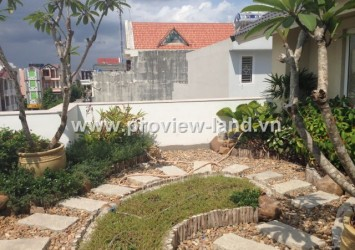 Villa for rent in Thao Dien District 2, the VIP