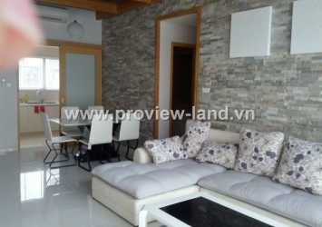 The Vista - Apartment in District 2 for lease with fully furnished and 3 bedrooms