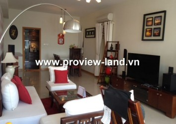 Apartments for rent Saigon Pearl with 3 beds, Ruby, HCMC