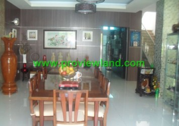 Villa for lease in Phu My Hung, Phu Gia Villa in District 7