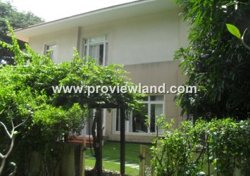 Villa for rent in Phu Gia, Phu My Hung District 7