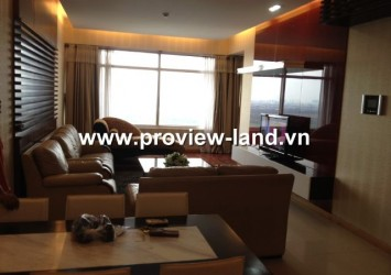 Apartment for rent Saigon Pearl, Topaz, 92 Nguyen Huu Canh, 3 bedrooms