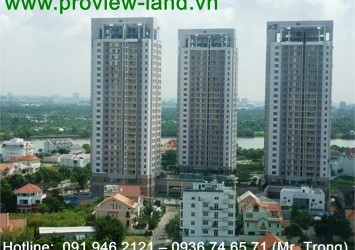 Xi Riverview apartment for rent in Thao Dien District 2 HCMC
