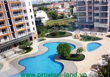 Xi Riverview Palace for lease Thao Dien District 2