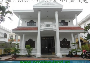 Villa for rent in Thao Dien district 2 beautiful villa